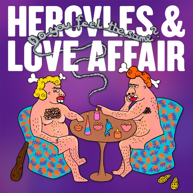 "Hercules And Love Affair - ""Do You Feel The Same?"""