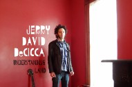 "Jerry David DeCicca – ""First And Last"" Video (Stereogum Premiere)"