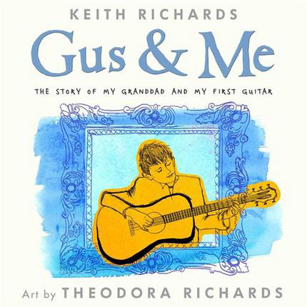 Keith Richards Gus & Me