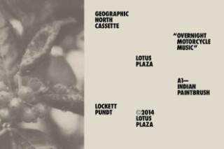 Stream Lotus Plaza <em>Overnight Motorcycle Music</em>