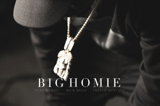 """Puff Daddy – """"Big Homie"""" (Feat. Rick Ross & French Montana)"""