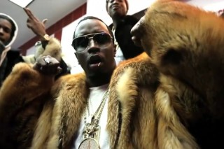 """Puff Daddy – """"Big Homie"""" (Feat. Rick Ross & French Montana) Video"""