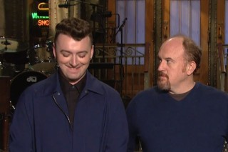 Sam Smith Can&#8217;t Stop Smiling In His <em>SNL</em> Promos