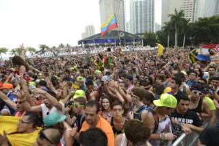 Miami Seeks To Ban Ultra Music Festival Fo