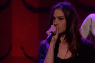 Watch Warpaint Play <em>Conan</em>