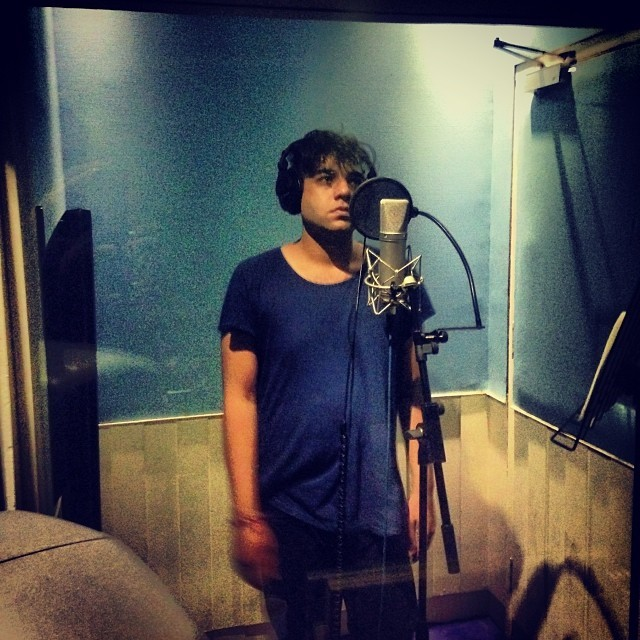 Heems In The Studio, 2013