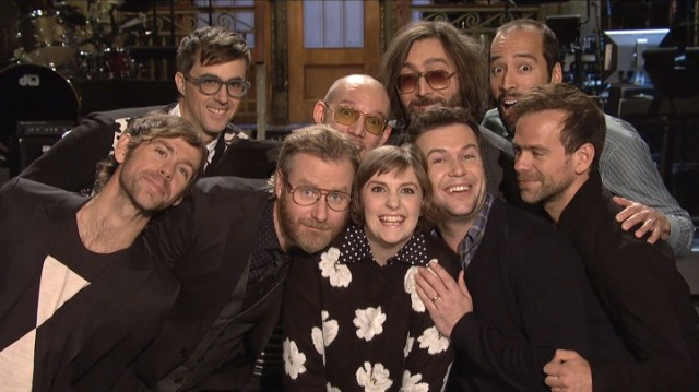The National & Lena Dunham SNL Promos