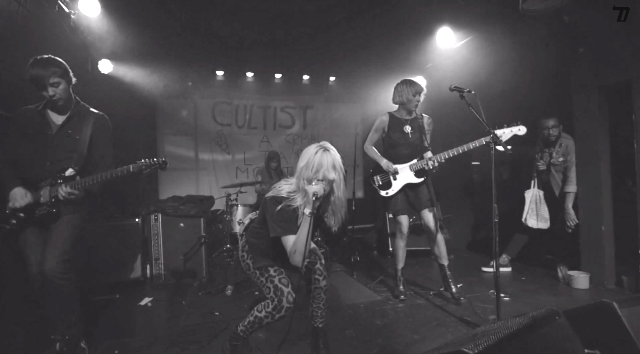 "White Lung - ""Drown With The Monster"" Video"
