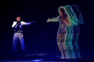 Watch M.I.A. And Janelle Monáe's Bicoastal Hologram Duet For Audi