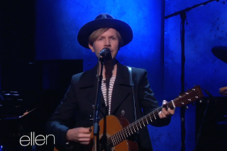 Watch Beck Play <em>Ellen</em>