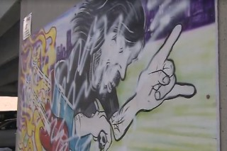 "Vandal Who Defaced Dave Grohl Alley Will Face ""Very Unique"" Punishment"