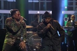 Watch Nas, Q-Tip &#038; The Roots Revisit <em>Illmatic</em> On <em>The Tonight Show</em>