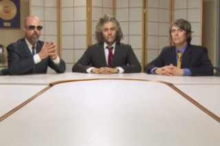 Watch The Flaming Lips' April Fool's Videos For Funny Or Die