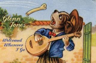 """Glenn Jones – """"From A Forgotten Session"""""""