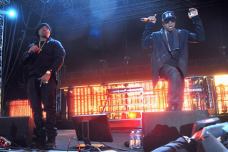 Watch Jay Z Perform With Nas At Coachella