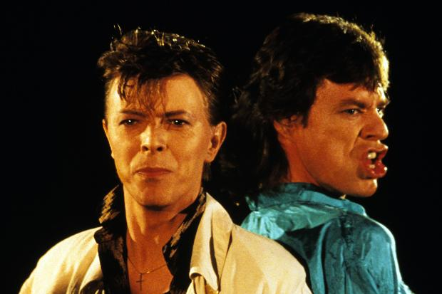 David Bowie Amp Mick Jagger S Dancing In The Street Video