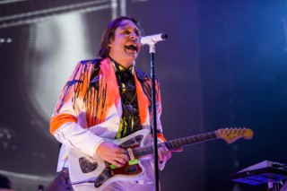"""Hear Arcade Fire Cover The Smiths' """"London"""" In London"""