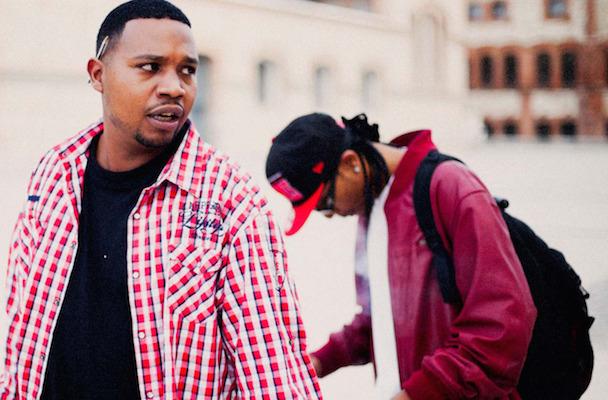 DJ Rashad And Spinn