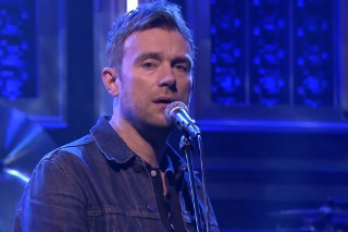 Watch Damon Albarn Do &#8220;This Is A Low&#8221; And &#8220;Lonely Press Play&#8221; On <em>Fallon</em>