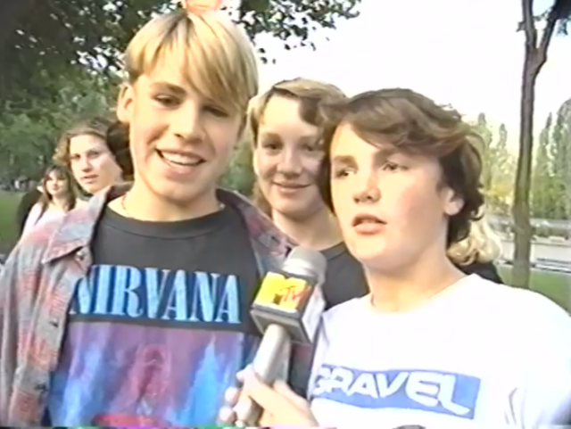 Young Phil Elverum