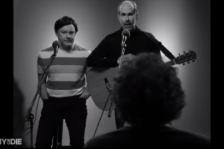 "Guided By Voices – ""Bad Love Is Easy To Do"" Video (Feat. Katy Goodman)"