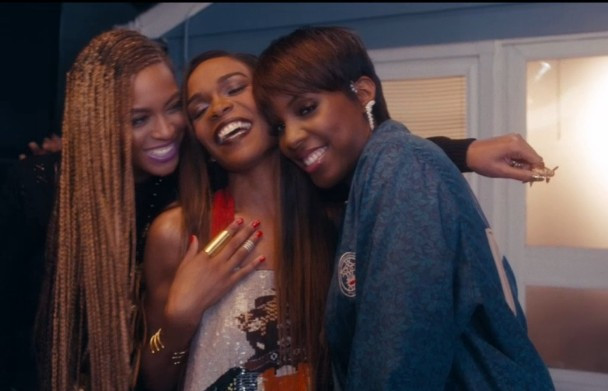 Michelle Williams featuring beyonce and kelly rowland
