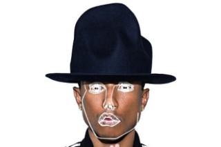 "Pharrell – ""Frontin' (Disclosure Remix)"" (Feat. Jay Z)"
