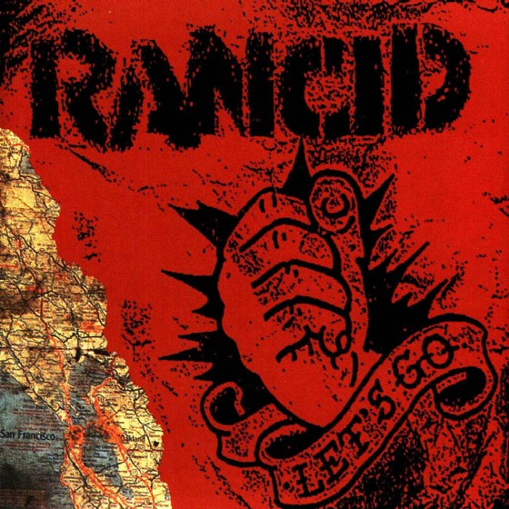 Rancid lets go 560x560