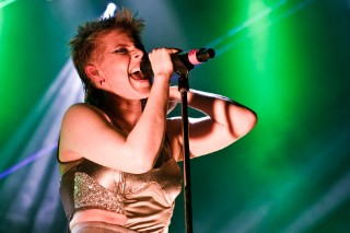 Photos: Robyn & Röyksopp @ Bill Graham Civic Auditorium, San Francisco 6/28/14