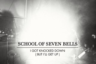 "School Of Seven Bells – ""I Got Knocked Down (But I'll Get Up)"" (Joey Ramone Cover)"