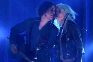 Watch Jack White Perform With The Kills And Cover Kanye, Beck, & Stooges In Dublin Last Night