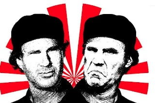 Chad Smith Vs. Will Ferrell Drum-Off Now Involves Lars Ulrich, Is No Longer Funny