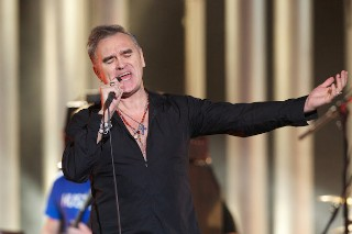 "Watch Morrissey Debut ""Kick The Bride Down The Aisle"""