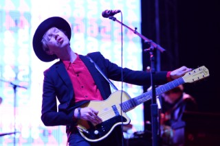 "Watch Beck Cover Prince's ""1999"" At Montreal International Jazz Fest"