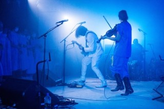Jack White's Secret London Show Involved Interactive Theater, Creepy Medical Tests, And A Fake Disease Outbreak