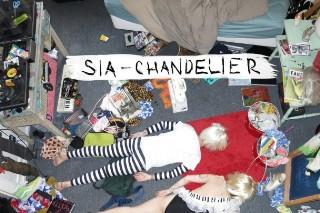 """Sia – """"Chandelier (Blood Orange Remix)"""""""