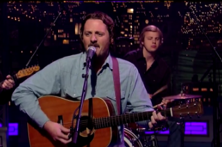 Watch Sturgill Simpson Rip Through &#8220;Life Of Sin&#8221; On <em>Letterman</em>
