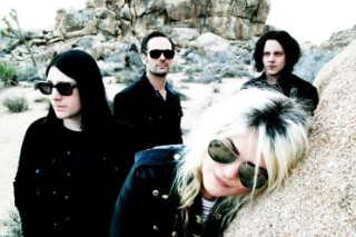 """Preview The Dead Weather's New 7″ """"Buzzkill(er)"""""""