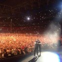 Watch Dr. Dre Join Eminem At Wembley Last Night