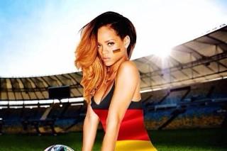 Rihanna Really Enjoyed Germany's World Cup Win