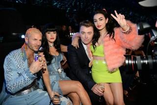 VMAs 2014 Comment Party