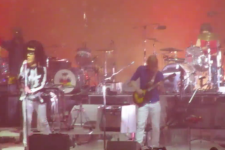 Watch Arcade Fire Cover The Ramones With Marky Ramone In Brooklyn