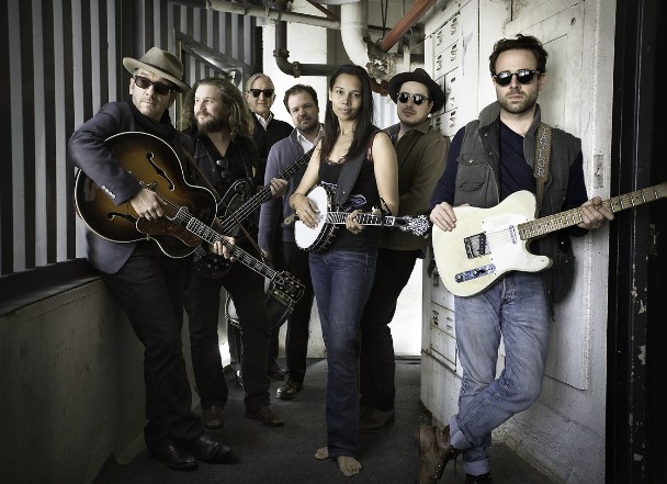 the new basement tapes feat elvis costello jim james