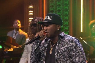 Watch Jeezy &#038; Future Dedicate &#8220;No Tears&#8221; To Joan Rivers On <em>The Tonight Show</em>