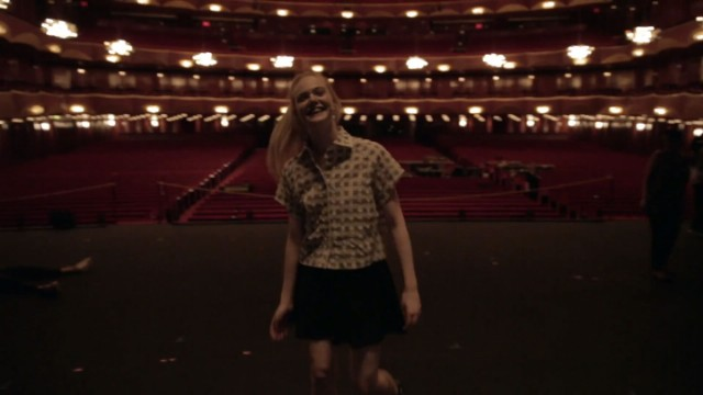 Elle Fanning - Karen O Video
