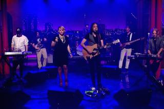 Watch Kevin Drew Play <em>Letterman</em> With Stars&#8217; Amy Millan