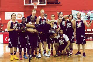 Inside Win Butler's POP Vs. Jock III Celebrity Basketball Game And Afterparty