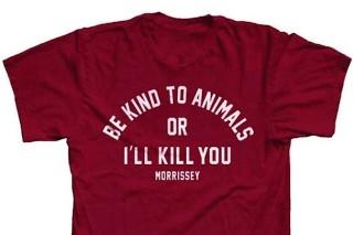 Morrissey Reveals Provocative New Merch