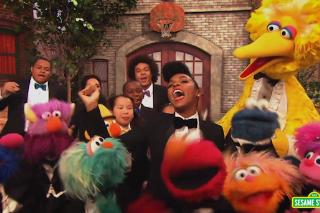 Watch Janelle Monáe Sing On <em>Sesame Street</em>