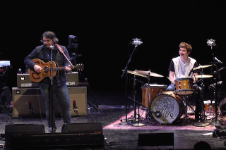 Watch Tweedy's Full Album Release Show At Brooklyn Academy Of Music